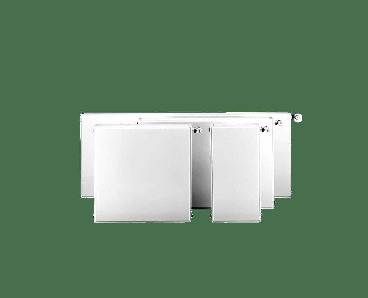 Emisores baxi radiadores adraplan s for Catalogo de radiadores