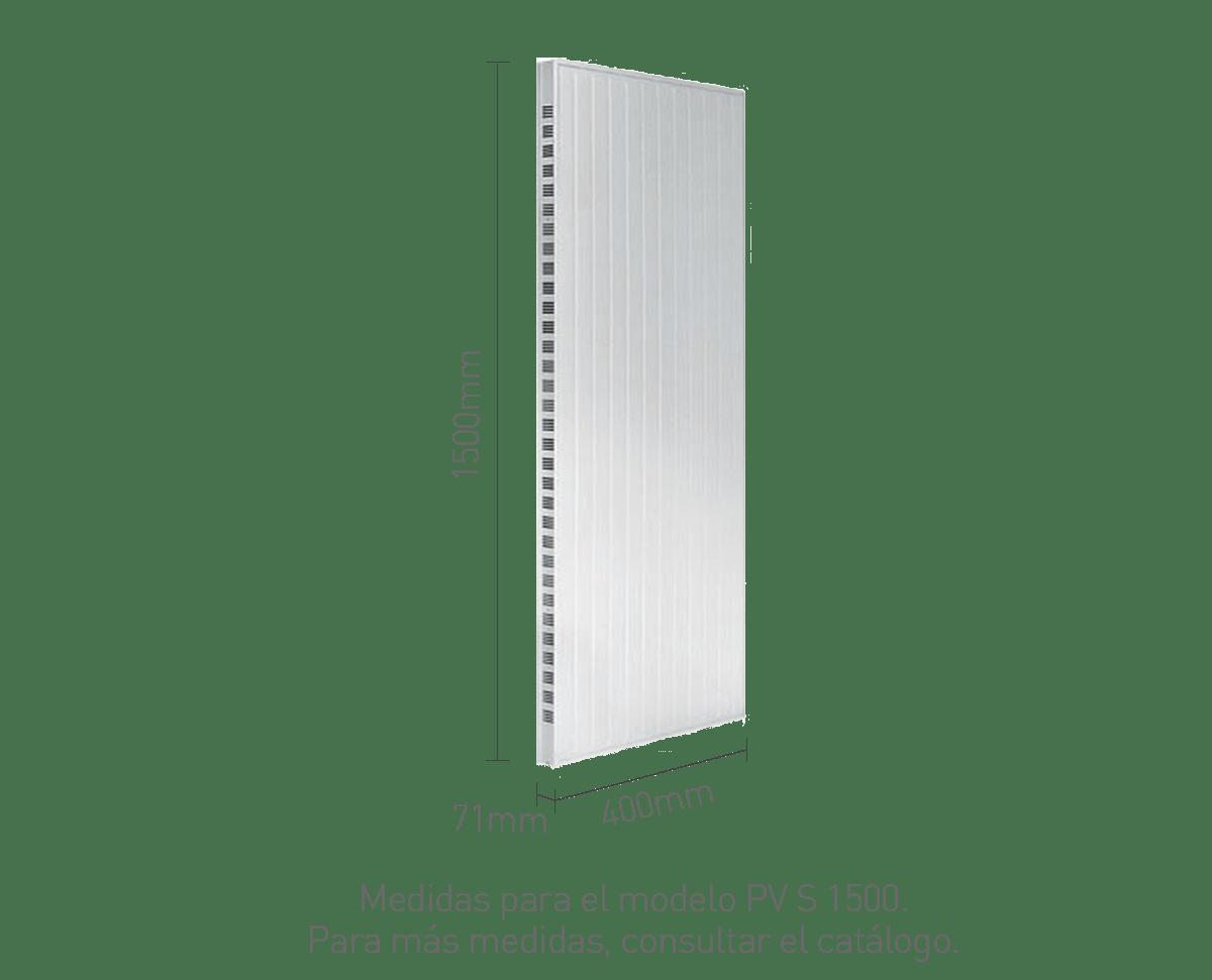 Emisores baxi paneles verticales pvs for Tarifa baxi roca